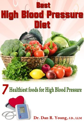 recommended diet for high blood pressure