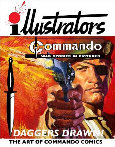 ILLUSTRATORS SPECIAL 5 ART OF COMMANDO COMICS