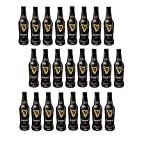 Guinness draught cerveza negra irlandesa pack 24 botellas 33cl - 7920 ml