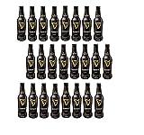 Guinness draught cerveza negra irlandesa pack 24 botellas 33cl - 7920 ml
