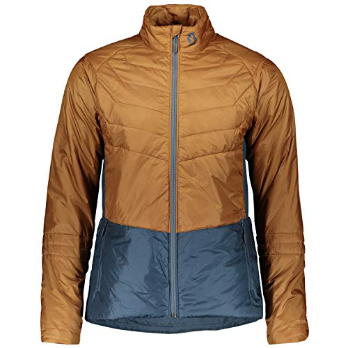 Scott Herren Isolationsjacke Insu Light Dunkelbraun (147) L