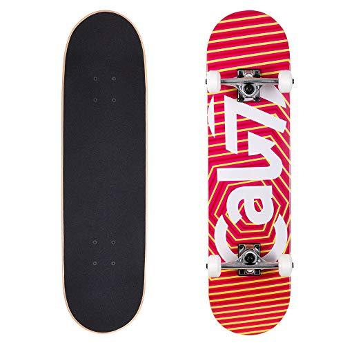 Cal 7 7.5, 7.75 oder 8.0 Zoll Komplett Skateboard, 8