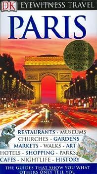 Paperback Eyewitness Travel Guide - Paris Book