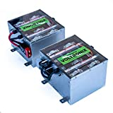 Voltronix Lithium Ion Battery Kit for Energy Storage, Solar and Battery up