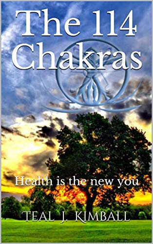 The 114 Chakras: Health is the New You (Audio Download