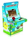 LEXIBOOK JL2951 Vídeoconsola portátil con 240 Juegos incluidos, diseño Retro