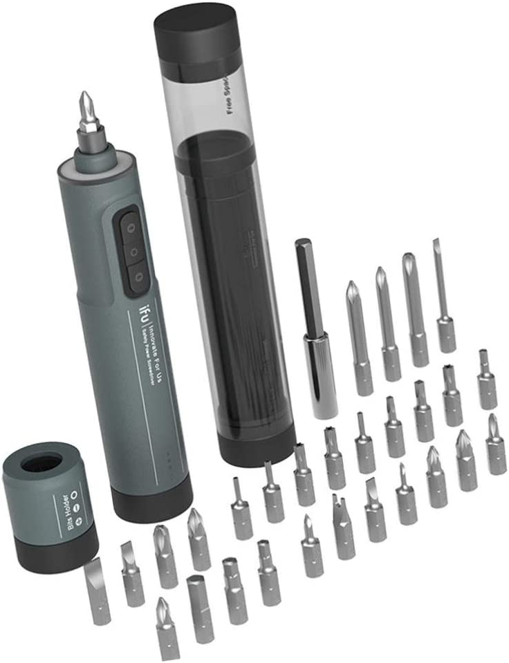 DOITOOL 1 Set Rechargeable Screwdrive Electric Handheld Cordless Alternative dealer Ranking TOP18