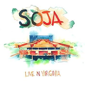 SOJA: Live in Virginia