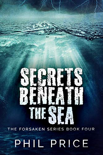 Secrets Beneath The Sea (The Forsaken Series Book 4) (English Edition)