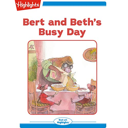 Bert and Beth's Busy Day cover art