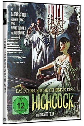 Das schreckliche Geheimnis des Dr. Hichcock - Ungeschnittene Langfassung [Limited Edition]