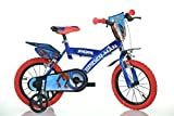 Dino Bikes 143G-SPH Marvel Spider-Man Homecoming 14', multicolore, 60 x 80 cm