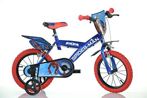 Dino Bikes 143G-SPH Marvel Spider-Man Thuiskomst, 14