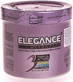 Elegance Triple Action Styling Hair Gel