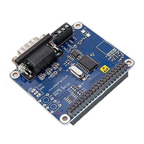 Pican 2 - CAN-Busplatine für Raspberry Pi 2/3