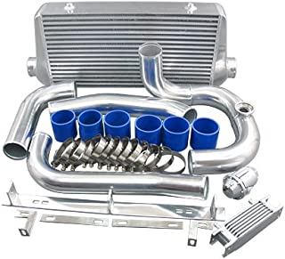 Intercooler Kit For 1993-2002 Toyota Supra MKIV with 2JZ-GTE Factory Twin Turbo
