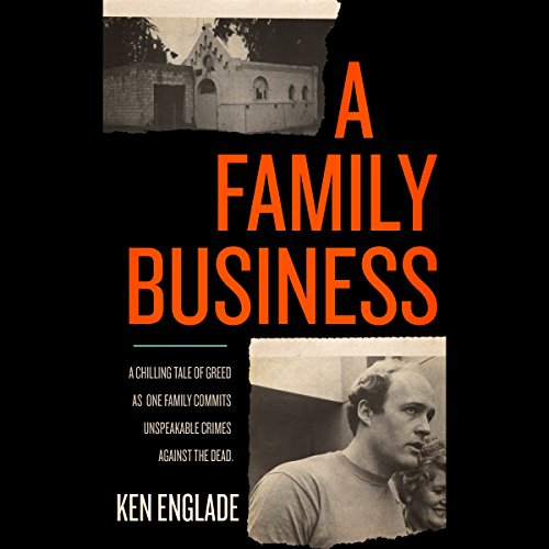 A Family Business audiobook cover art