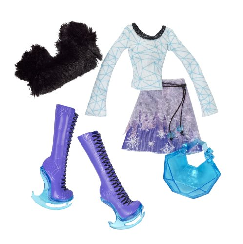 Monster High - X3662 - Accessoire - Uniforme - Abbey Bominable