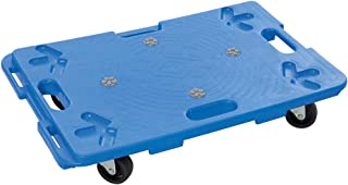 Silverline 407053 rolplank, in elkaar te steken, blauw
