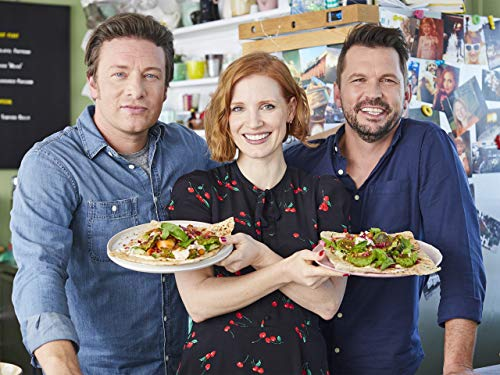 Veganes Leibgericht mit Jessica Chastain