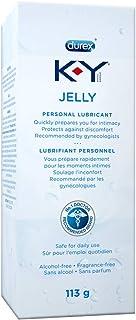 K-Y Personal Lubricant, Gel 113 gram