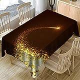 Wachstuchtischdecke Wachstuch Tischdecke Weihnachten Rot Weihnachtsfest Tischdeko Tischfahne Tischtuch Christmas Tischwäsche Wachstischdecke 150x300cmhX260cmhx210xm`x180cm`x140cm