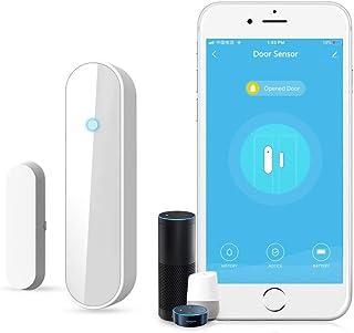 Wi-Fi sensor de puerta/ventana alertas APP sensor de seguridad para el hogar