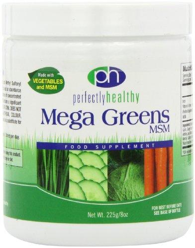 Mega Greens Perfectly Healthy Powder