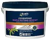 Bostik 30812809 10 kg Cementone Rapid Setting Cement - Grey