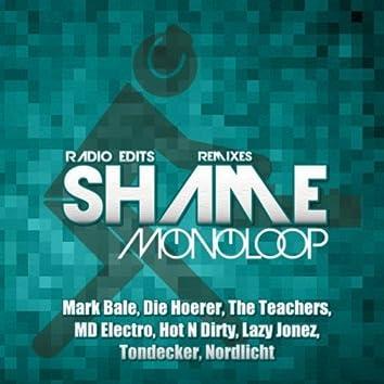 Shame (Radio Remixes)