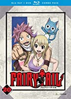Fairy Tail: Part Twenty/ [Blu-ray] [Import]