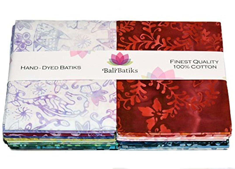 BaliBatiks Fat Quarter Bundles 20 Fat Quarters JC5002