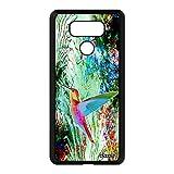 utaupia Coque Colibri LG G6 Silicone Vert Floral Animaux Bumper Design Oiseau ecologie Animal...