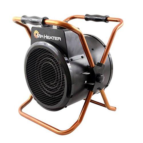 Mr. Heater 3.6kW / 12,283 BTU / 240-Volt Forced Air Electric Heater, Multi