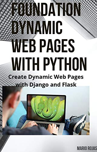 Web Pages with Python Front Cover