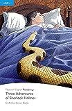 Penguin Readers: Level 4 THREE ADVENTURES OF SHERLOCK HOLMES (Penguin Readers, Level 4)