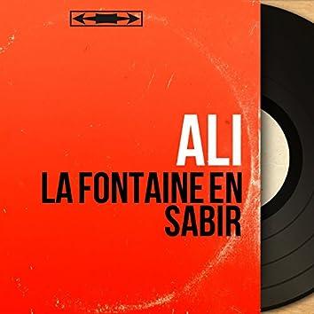 La Fontaine en sabir (Mono Version)