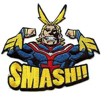 Great Eastern Entertainment My Hero Academia - All Might Smash!! Patch by Great Eastern Entertainment