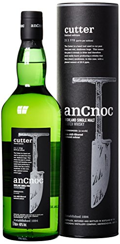 An Cnoc Cutter Limited Edition 20,5 ppm mit Geschenkverpackung  Whisky (1 x 0.7 l)