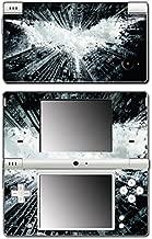 Batman Begins Dark Knight Rises Arkham City Video Game Vinyl Decal Skin Sticker Cover for Nintendo DSi System