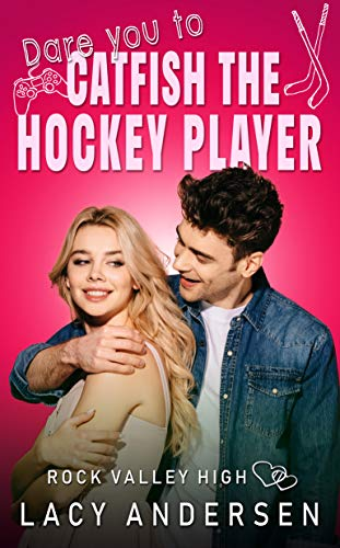 Book Cover for Dare You to Catfish the Hockey Player