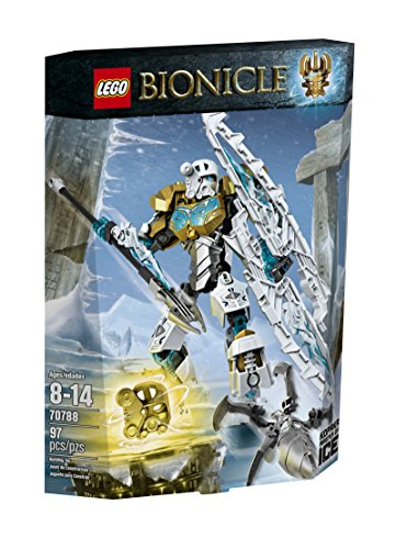 LEGO Bionicle Kopaka - Master of Ice