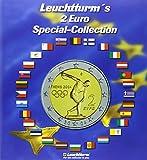 Leuchtturm (302574 Album numismatique PRESSO, Euro Collection pour pièces de Monnaie de 2 Euros