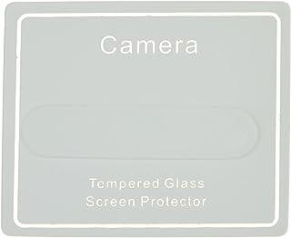 شاشة حماية لاصقة زجاج مقوى لعدسة الكاميرا الخلفية لموبايل سامسونج جالاكسي A80 - شفافة