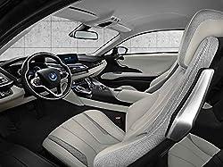 BMW i8 クリスタル・ホワイト・パールエフェクト