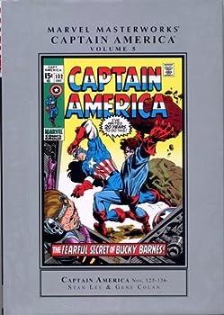 Marvel Masterworks: Captain America, Vol. 5 - Book #139 of the Marvel Masterworks