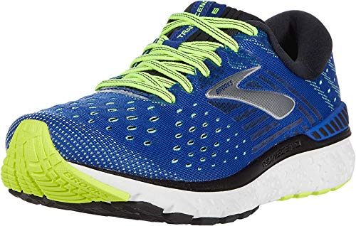 Brooks Transcend 6, Scarpe da Running Uomo, Multicolore (Blue/Black/Nightlife 419), 42.5 EU