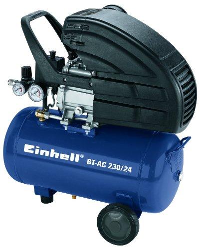 Einhell 4010350 BT-AC 230 24 Compressore, 1.5 kW, 24 l