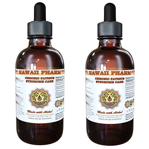 Chronic Fatigue Syndrome Care Liquid Extract, Red Ginseng (Panax Ginseng) Root, Echinacea (Echinacea Purpurea) Root Tincture Supplement