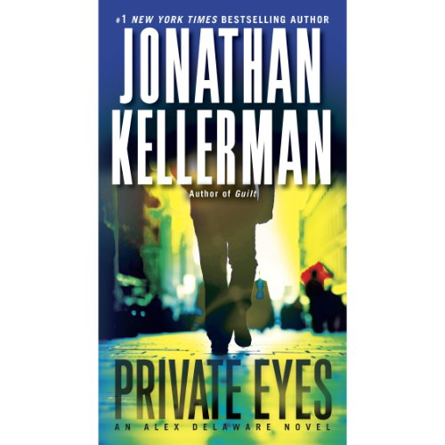 Private Eyes audiobook cover art